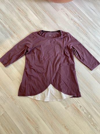 Кофточка (блузка, рубашка) для беременных и кормления грудью, М