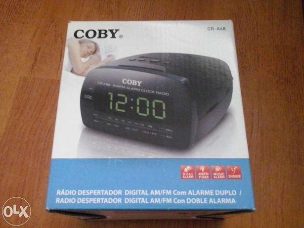 Vendo rádio relógio/despertador