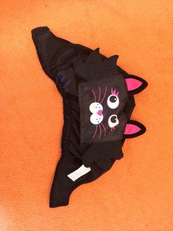Шапочка кота котик маска костюм новогодний