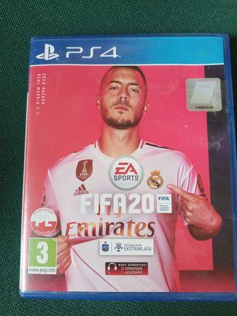 Gra FIFA 20 konsola ps4