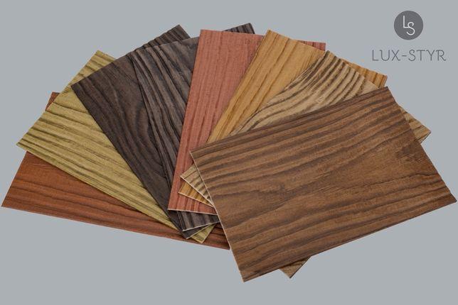 Dekoracyjna deska elastyczna, imitacja drewna, deska w rolcem, system