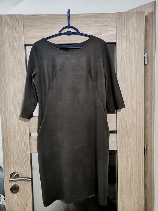 Sukienka welurowa Kielce - image 1