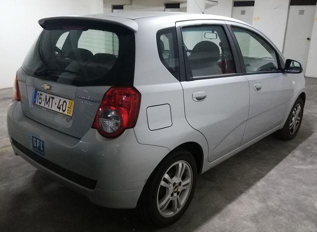 Chevrolet Aveo 1.2 Gpl