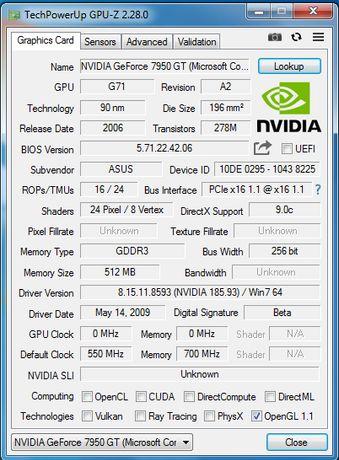 Системный блок Core2 duo 6600, материнка P5B, GeForce 7950 GT