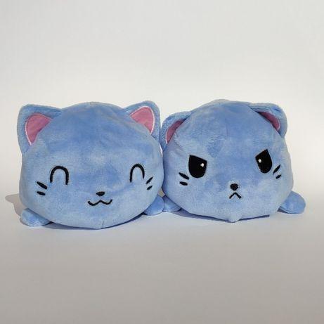Pluszak Dwustronny Kot! Maskotka Dwustronna! Wysyłka w 24h!