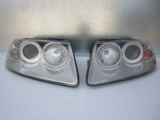 Lampa Reflektor VW Touareg 02-08 komplet lewy + prawy