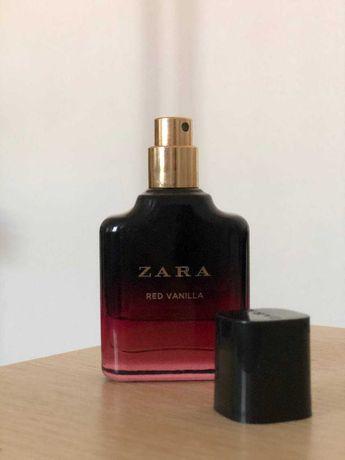 Духи туалетная вода парфюм zara red vanilla