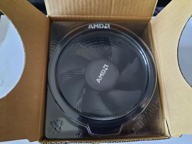 Кулер для AM4 AMD Wraith Stealth