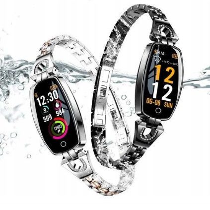 Smartwatch S8 SCHWERINGEN Sport EKG Krokomierz Smartband HIT !!!