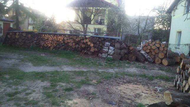 Drewno Opałowe -Kominkowe-