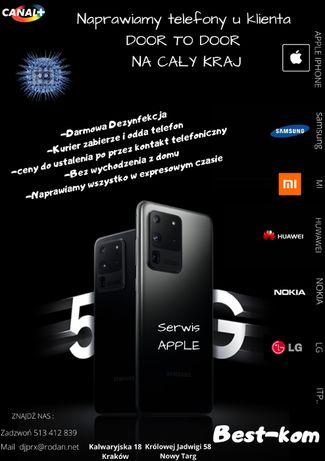 Naprawa TelefonóW AkcersoriaA DooR TO DooR! iPhone samsung Huawey itp