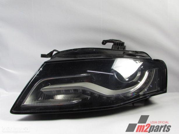 Farol Xenon Cor Unica Esquerdo AUDI A4 (8K2, B8)/AUDI A4 Avant (8K5, B8) Semi-No...