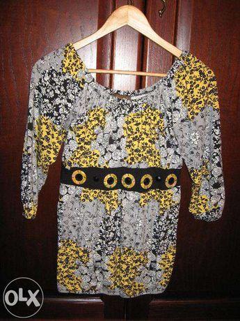 Блузка-туника (кофточка, футболка) для будущей мамочки