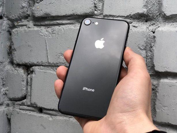Iphone 8 64GB Neverlock Оригинал в хорошем состоянии с Гарантией SE 2