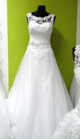 Sprzedam suknię ślubną rozm 38-40-42