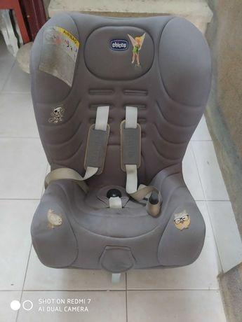 Cadeira de transporte e segurança para o seu bebê - Marca Chicco