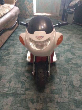 Продам электро мотоцикл!