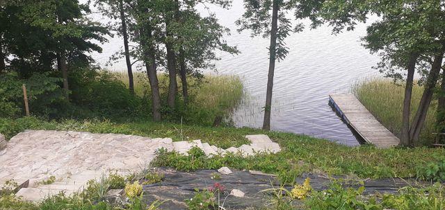 Wynajmę działkę nad jeziorem na Suwalszczyźnie