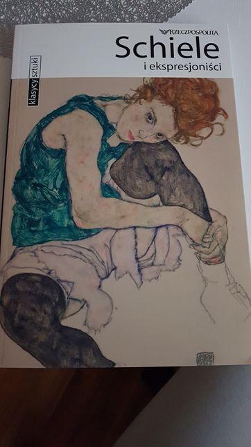 Schiele 31 wydanie Rzeczpospolita klasycy sztuki