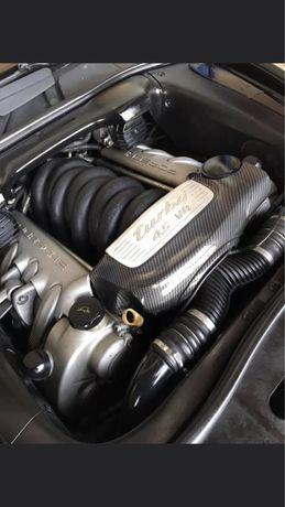 Katalizator komplet katalizatorów 4 sztuk wydech porsche cayenne turbo