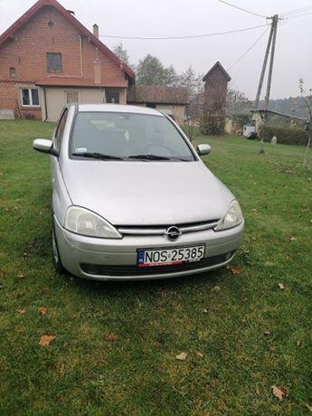 Sprzedam lub Zamienię . Opel Corsa 1.7 diesel 2002 rok.