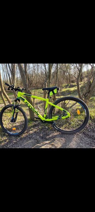 """Велосипед B'TWIN Rockrider 520  Розмір М, 17"""", 43/56см,на ріст 160/180 Ивано-Франковск - изображение 1"""