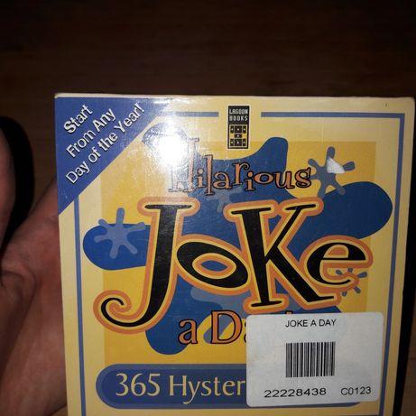 Английский язык. Шутки на каждый день. 365 шуток на английском языке.