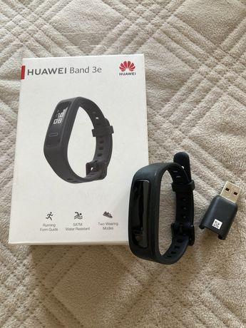 Huawei band 3e na cor preta