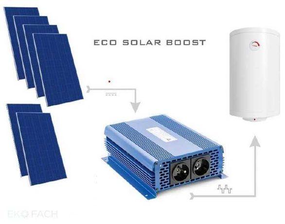 Solarny zestaw do grzania wody w bojlerze  6 x 330W