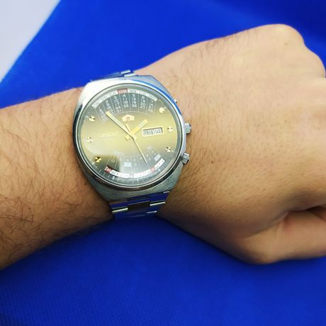 Часы Orient Ориент автоподзавод Japan оригинал рабочие