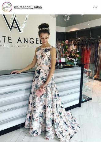 Вечірнє плаття,в якому ти будеш ніжною принцесою!