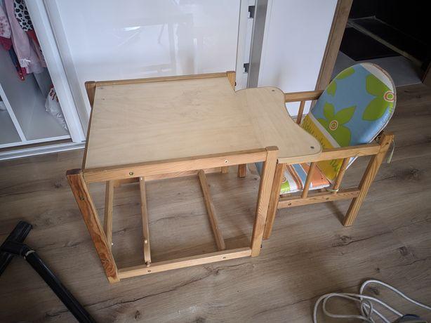 Stoliczek z krzesełkiem