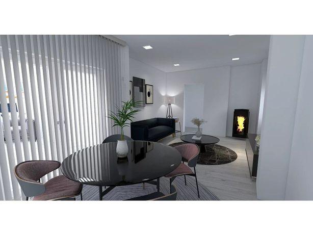 Apartamento T3 | 1º andar | Em construção | Beja