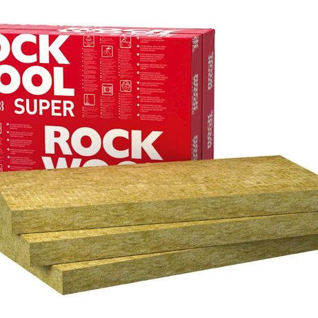 Wełna Rockwool Superrock 035 gr. 100mm; opak. 4,88m2