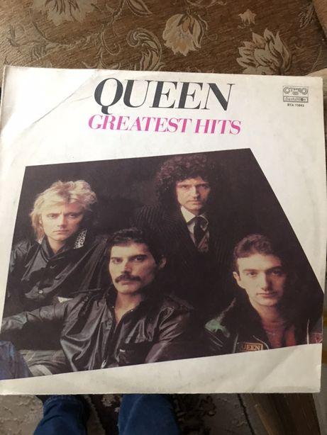 Виниловые пластинки queen