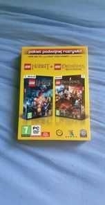 Zestaw dwóch gier Lego na PC