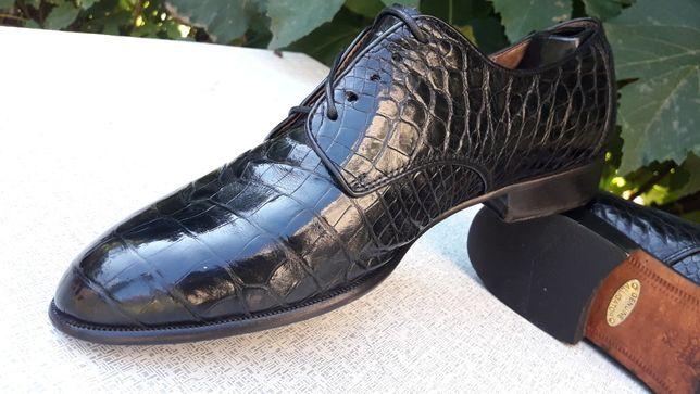 Fratelli PSF крокодиловые туфли натуральный аллигатор крокодил