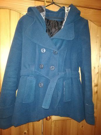 Płaszczyk płaszcz kurtka zima jesień wiosna l/xl