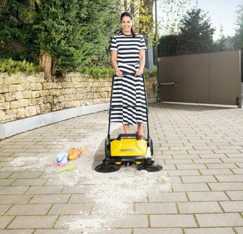 Наслаждайтесь чистотой и порядок в доме с подметальной машиной S4 Twin