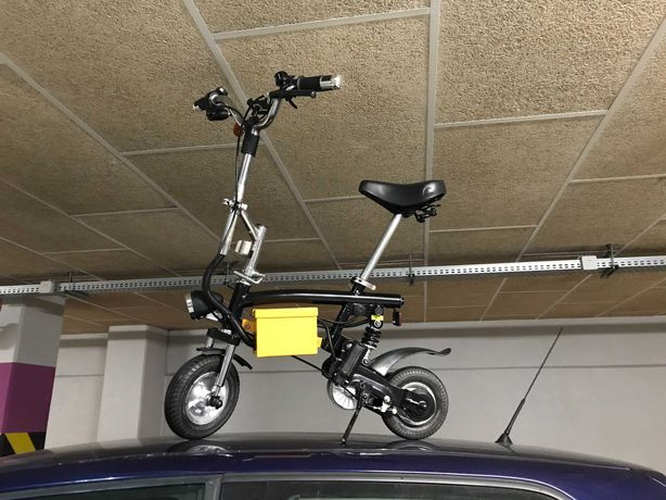 Elektryczna hulajnoga skuterek Mylly Mally