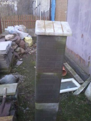 słupki ogrodzieniowe betonowe lub zamiana