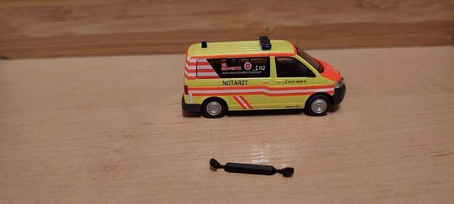 VW T5 Notarzt Ambulans Rietze 1:87