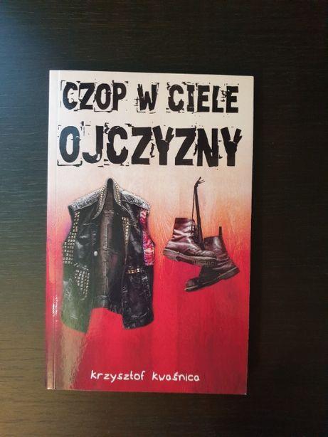 """""""Czop w ciele ojczyzny"""", Krzysztof Kwaśnica"""