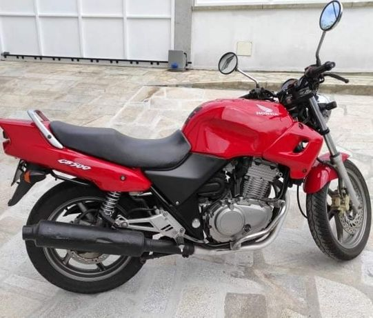 Honda da CB 500..