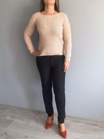 Sweterek różowy damski rozmiar s/m