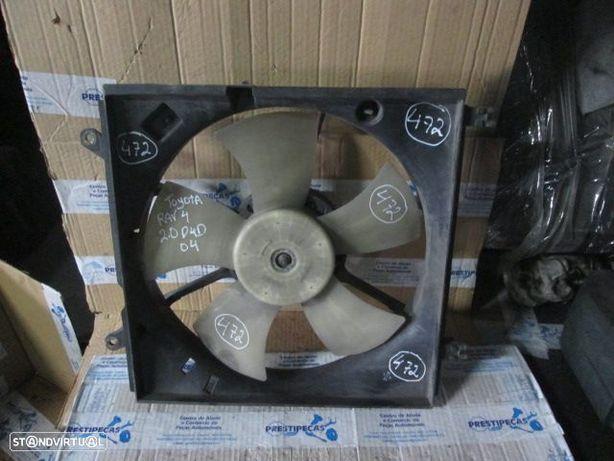 Ventilador 1227506201 TOYOTA / RAV 4 / 2004 / 2.0 D4D / DENSO /
