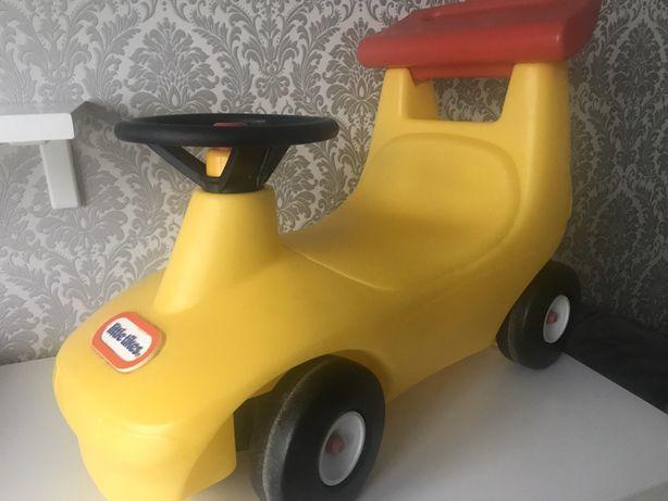 Jeździk pchacz  auto little tikes