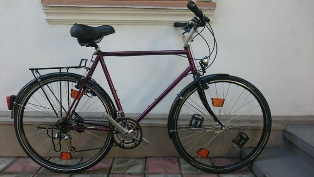 """Велосипед 28"""" Хром Молібден Deore Schwalbe із Німеччини"""