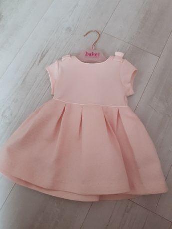 Sukienka niemowlęca rozmiar 68 cm by Ted Baker
