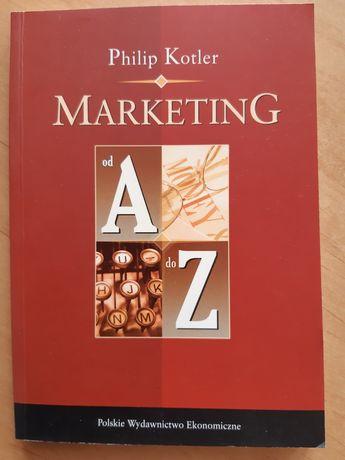 Marketing od A do Z, Philip Kotler